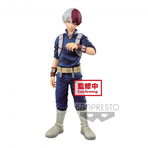 MY HERO ACADEMIA  AGE OF HEROES SHOTO TODOROKI