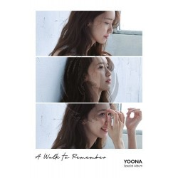 YOONA(允儿) - Special Album A WALK TO REMEMBER