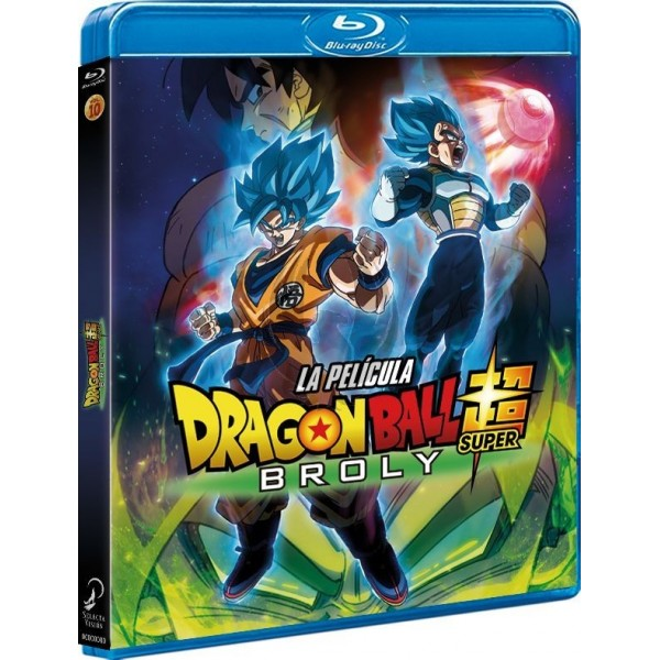 Dragon Ball Super Broly Blu-ray
