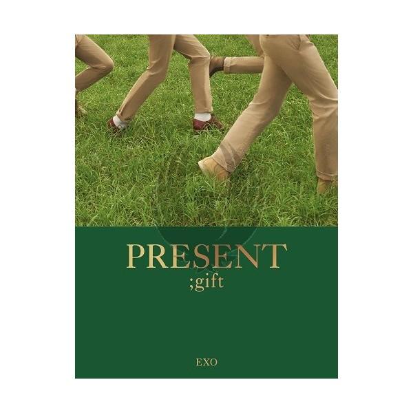 EXO - PRESENT  gift Photobook