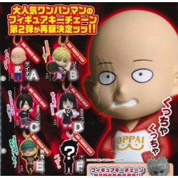 ONE PUNCH MAN  FIGURE KEYCHAIN VOL.2