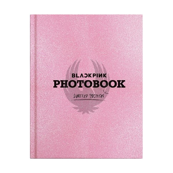 BLACKPINK - BLACKPINK PHOTOBOOK -LIMITED EDITION-