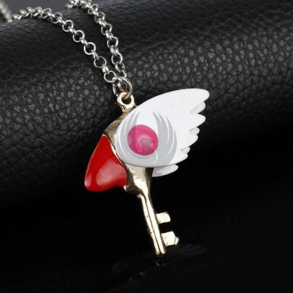 Card Captor Sakura / Seal Key  Necklace 2019