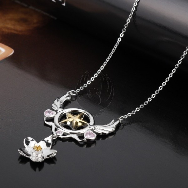 Card Captor Sakura / Star Necklace