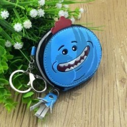 Monedero Rick & Morty Mr.Meeseeks Alegre