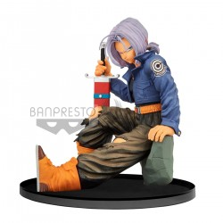 DRAGONBALL Z  BANPRESTO WORLD FIGURE COLOSSEUM  VOL.8 [Trunks]