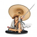 ONE PIECE  WORLD FIGURE COLOSSEUM VOL.6 (Luffy)