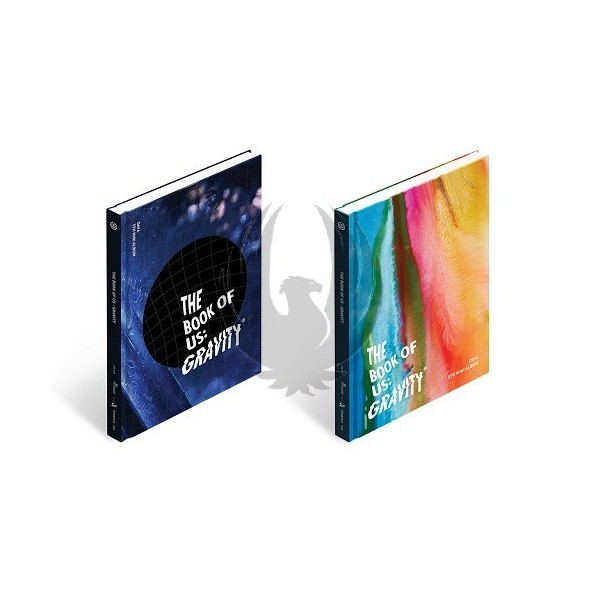 DAY6 - THE BOOK OF US : GRAVITY [Soul Ver.]