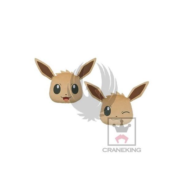 Pokemon - Pokemonlife with EIEVUI Face Plush