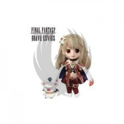 Final Fantasy Brave Exvius - Puchieete Figure - Fina