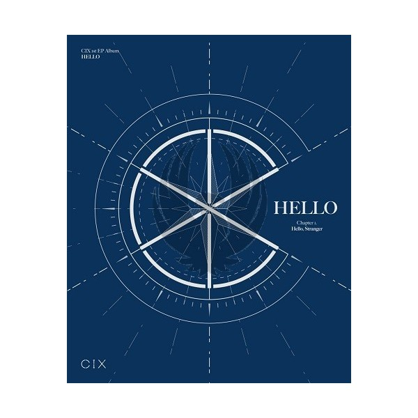 CIX - HELLO Chapter 1. HELLO, STRANGER [Stranger Ver.]