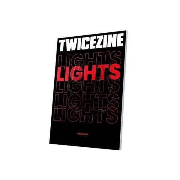 TWICE - TWICEZINE TWICELIGHTS [A Ver.]
