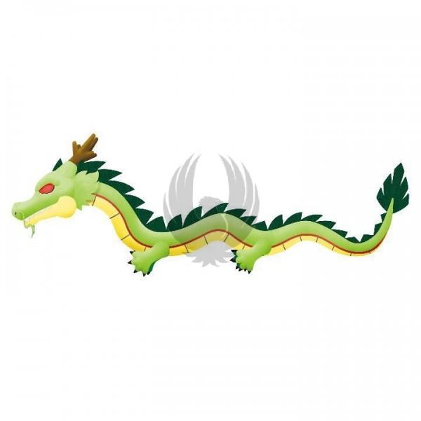DRAGON BALL SUPER SUPER LONG PLUSH SHENRON