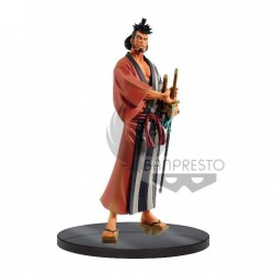 ONE PIECE DXF THE GRANDLINE MEN WANOKUNI vol.4