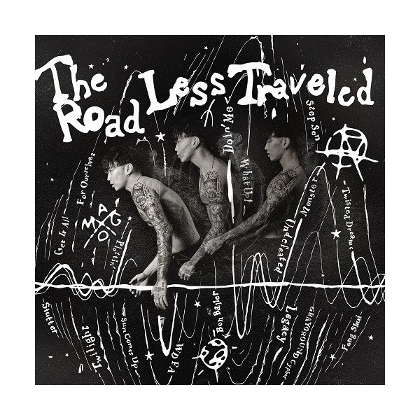 JAY PARK (朴宰范) - THE ROAD LESS TRAVELED