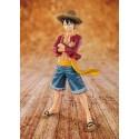 On Piece Figuarts Zero Straw Hat Luffy Animation 20th Anniversary