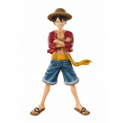 One Piece Figuarts Zero Straw Hat Luffy Animation 20th Anniversary