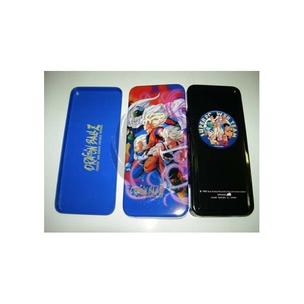 ESTUCHE DE LATA DRAGON BALL - 0421