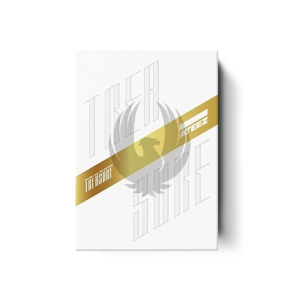 ATEEZ - TREASURE EP.FIN : ALL TO ACTION [Z Ver.]