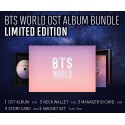 BTS WORLD OST ALBUM Bundle Limited Edition
