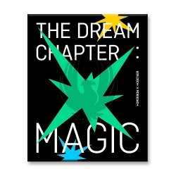 TXT(TOMORROW X TOGRTHER) - THE DREAM CHAPTER: MAGIC [Arcadia Ver.]