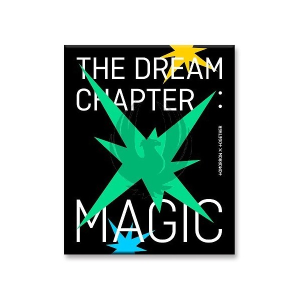 TXT(TOMORROW X TOGRTHER) - THE DREAM CHAPTER: MAGIC [Sanctuary Ver.]