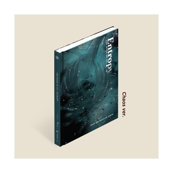 DAY6 - 3º Album THE BOOK OF US : ENTROPY [Sweet Ver.]