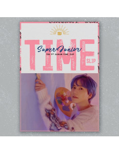 SUPER JUNIOR - 9辑 TIME_SLIP [EUNHYUK]