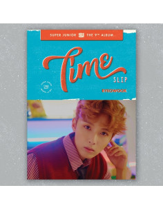SUPER JUNIOR - 9辑 TIME_SLIP [RYEOWOOK]