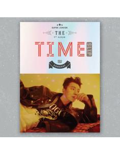 SUPER JUNIOR - 9辑 TIME_SLIP [DONGHAE]
