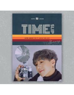 SUPER JUNIOR - 9辑 TIME_SLIP [YESUNG]