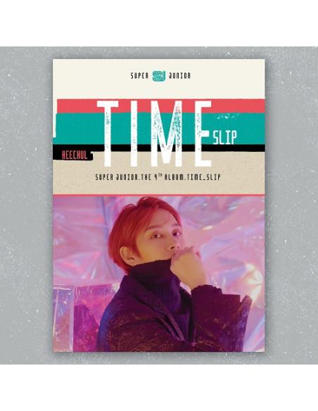 SUPER JUNIOR - 9辑 TIME_SLIP [HEECHUL]