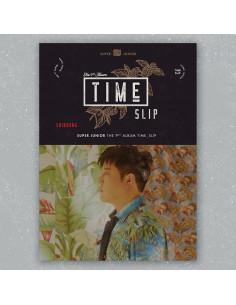 SUPER JUNIOR - 9辑 TIME_SLIP [SHINDONG]