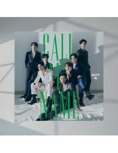 GOT7 - CALL MY NAME  [C VER.]