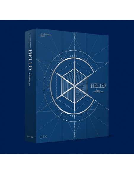 CIX - HELLO Chapter 2. HELLO, STRANGE PLACE [Strange Place Ver.]