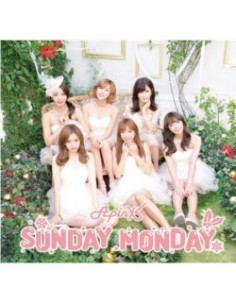 APink SUNDAY MONDAY  CD+DVD