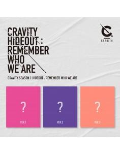 CRAVITY - SEASON1. HIDEOUT:...