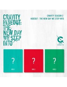 CRAVITY - SEASON2. HIDEOUT:...
