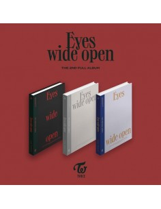 TWICE - EYES WIDE OPEN...