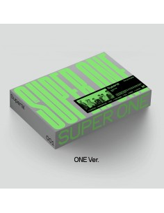 SuperM - 1St Album SUPER...