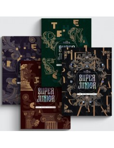 SUPER JUNIOR - 10ºAlbum THE...