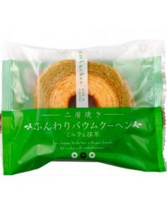 Baumkuchen Roll Matcha