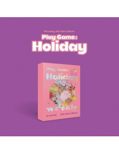 Weeekly - PLAY GAME:HOLIDAY...