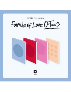 TWICE - Formula of Love:...