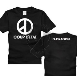 G-Dragon Coup d'Etat T-Shirt