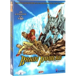 Brain Powerd DVD Edicion Integral