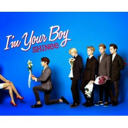 SHINee / I'M YOUR BOY Limited Edition (A)