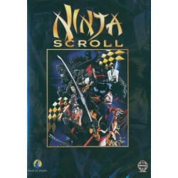 Ninja Scroll - La película