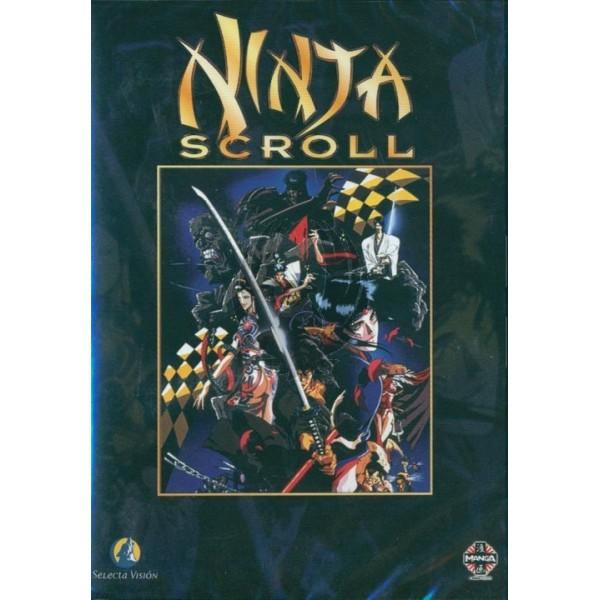Ninja Scroll - La película