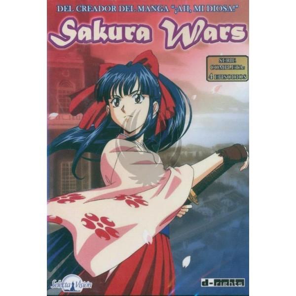 Sakura Wars DVD
